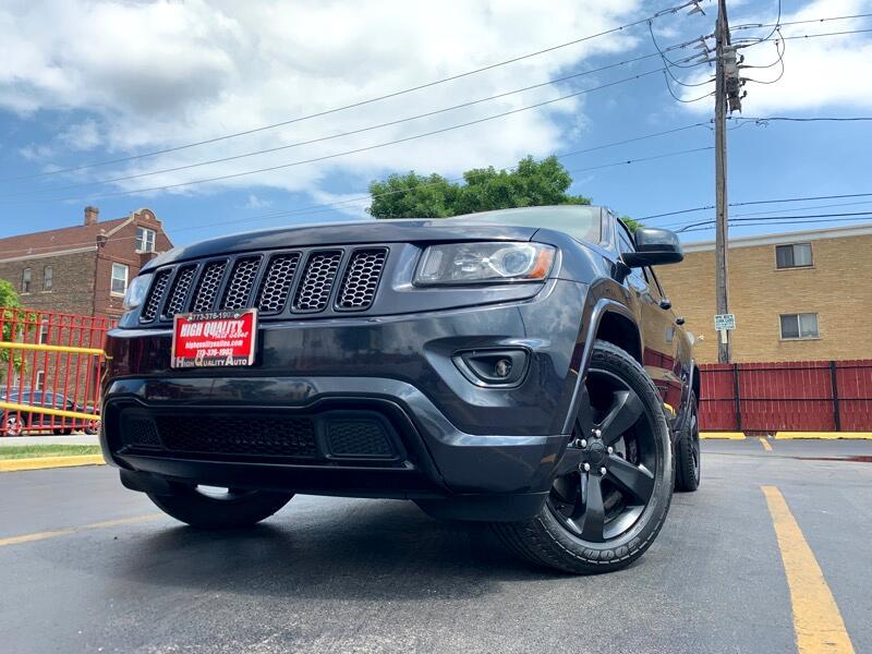 2015 Jeep Grand Cherokee ALTITUDE