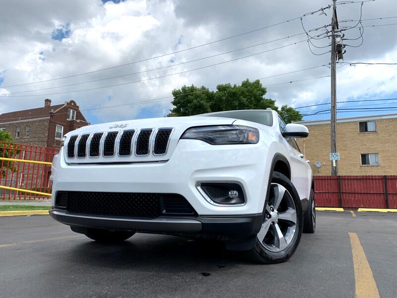 2019 Jeep Cherokee 4dr Limited