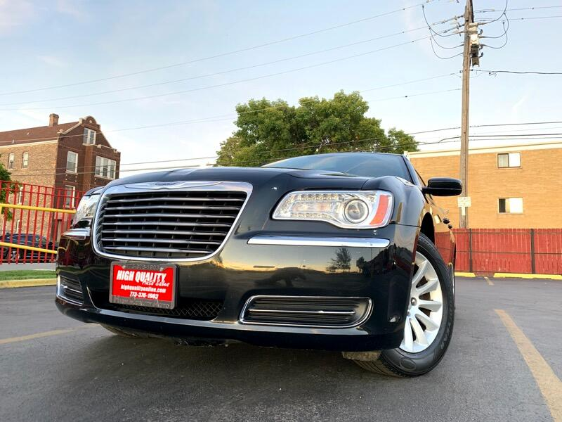 2013 Chrysler 300 For Sale >> Used 2013 Chrysler 300 Rwd For Sale In Chicago Il 60632 High