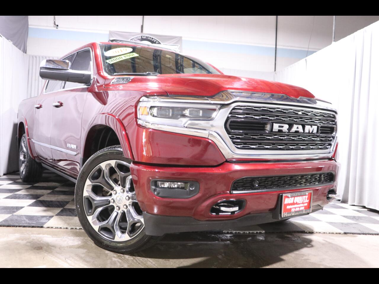 "2019 RAM 1500 Limited 4x4 Crew Cab 5'7"" Box"