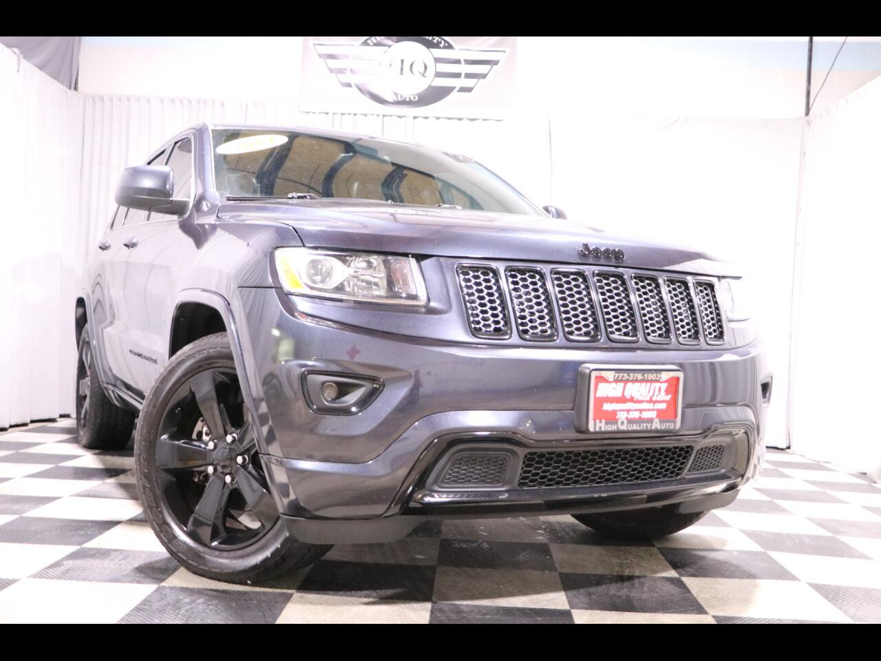 2014 Jeep Grand Cherokee 4WD 4dr Altitude