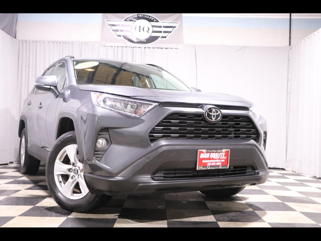 2021 Toyota RAV4 XLE FWD (Natl)