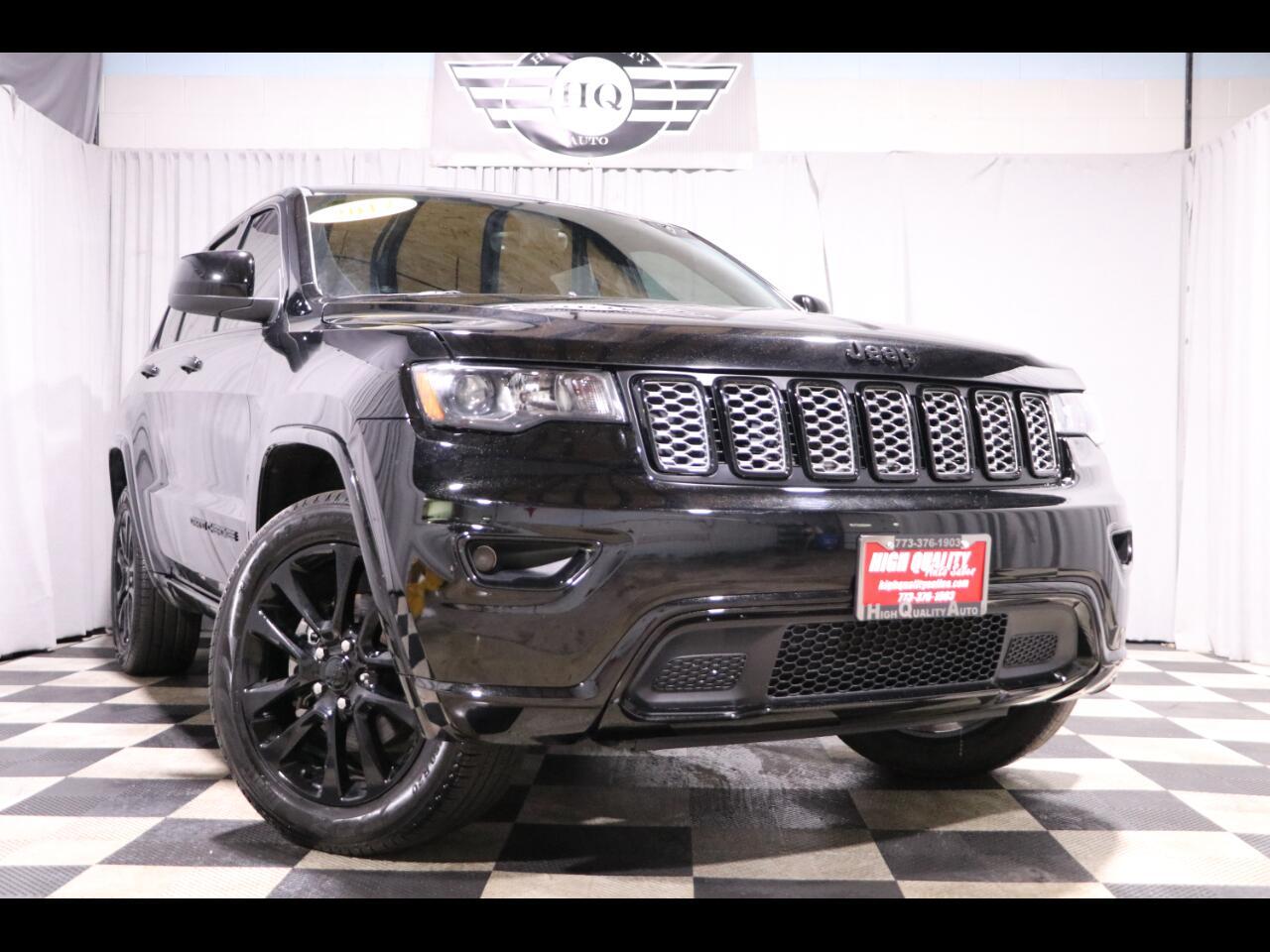 2017 Jeep Grand Cherokee Altitude 4x4 *Ltd Avail*
