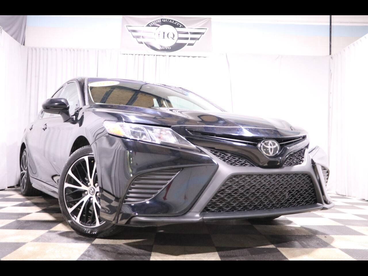 2020 Toyota Camry SE Auto (Natl)