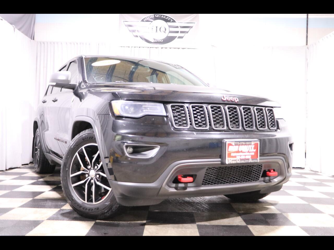 2017 Jeep Grand Cherokee Trailhawk 4x4