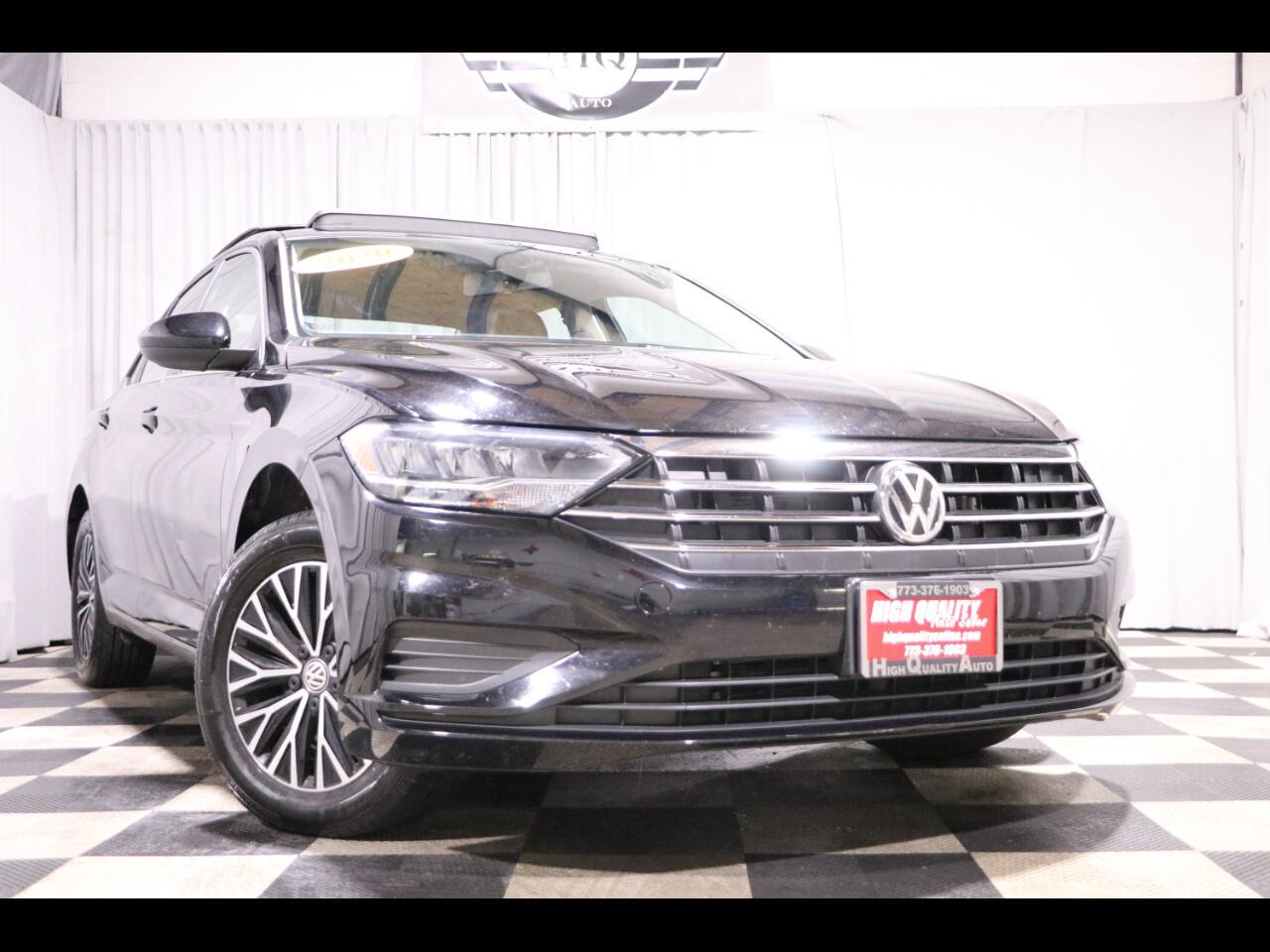 2020 Volkswagen Jetta R-Line Auto w/SULEV
