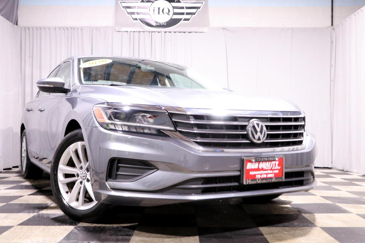 2020 Volkswagen Passat 2.0T SE Auto