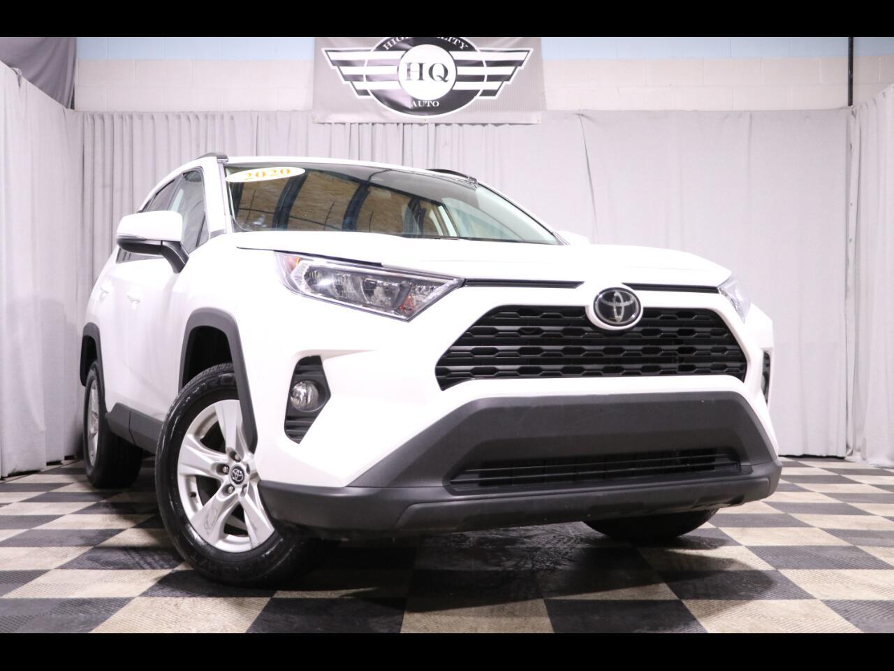 2020 Toyota RAV4 XLE FWD (Natl)