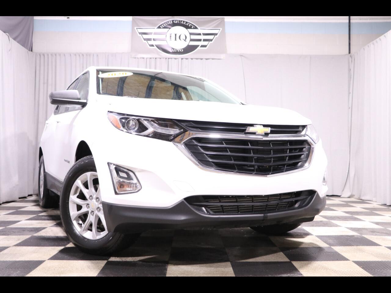 2021 Chevrolet Equinox AWD 4dr LS w/1LS