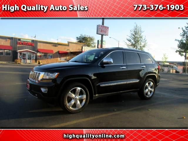 2012 Jeep Grand Cherokee Overland 4WD Summit Limited HEMI 5.7 ENGINE