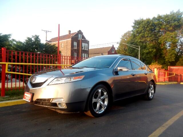 Acura TL 5-Speed AT SH-AWD 2010