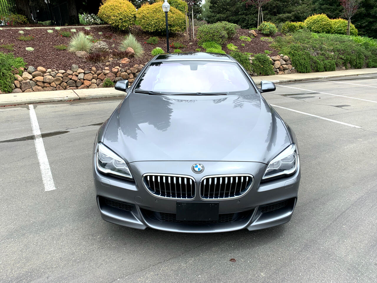 2016 BMW 6-Series Gran Coupe 6401 GRAND SPORT M SPORT PACKAGE