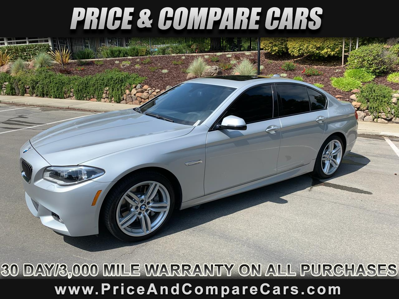 2014 BMW 5-Series 535D M SPORT PACKAGE