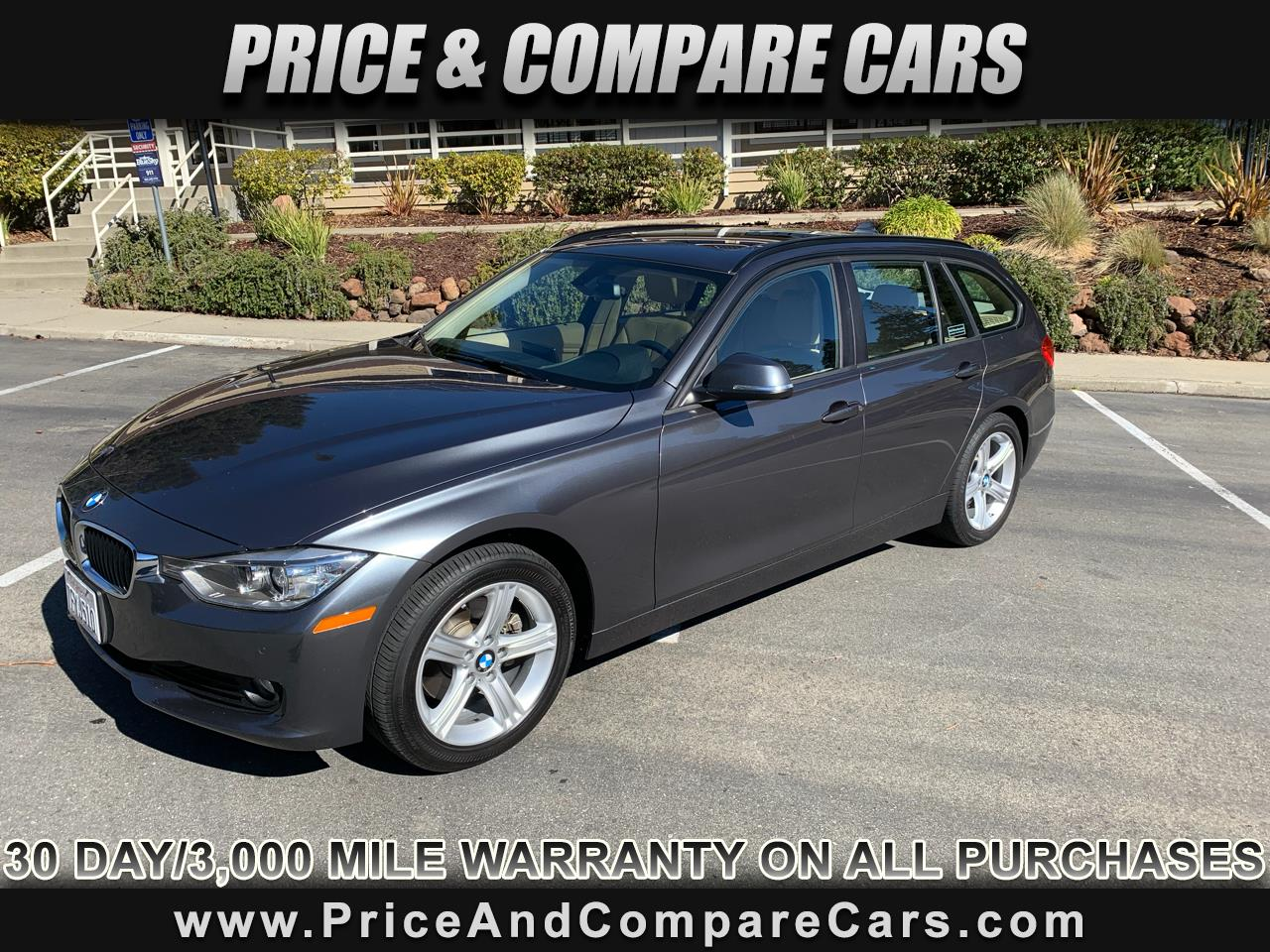 2014 BMW 3-Series Sport Wagon 328xi