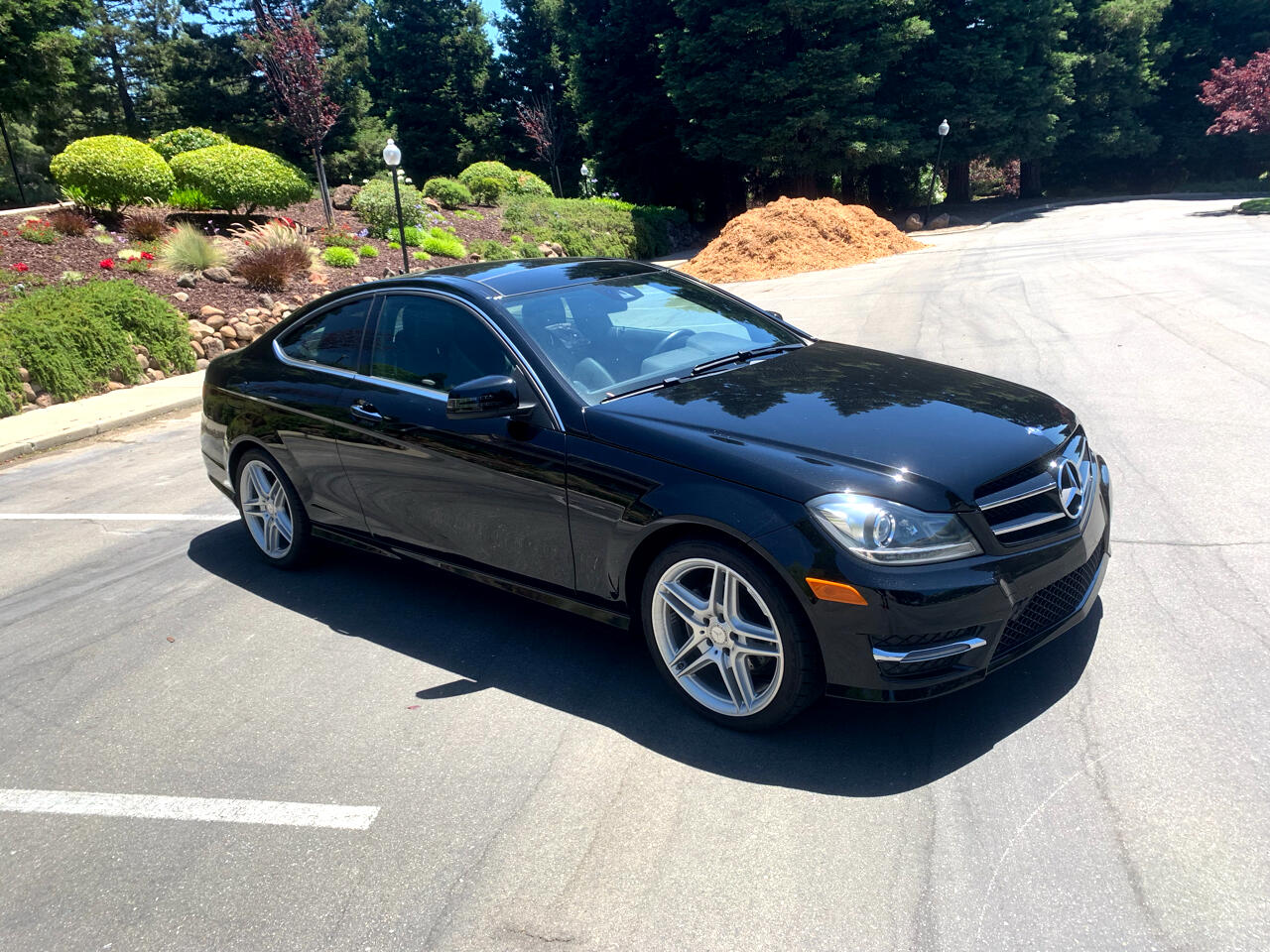 2014 Mercedes-Benz C-Class C250 COUPE AMG SPORT PACKAGE
