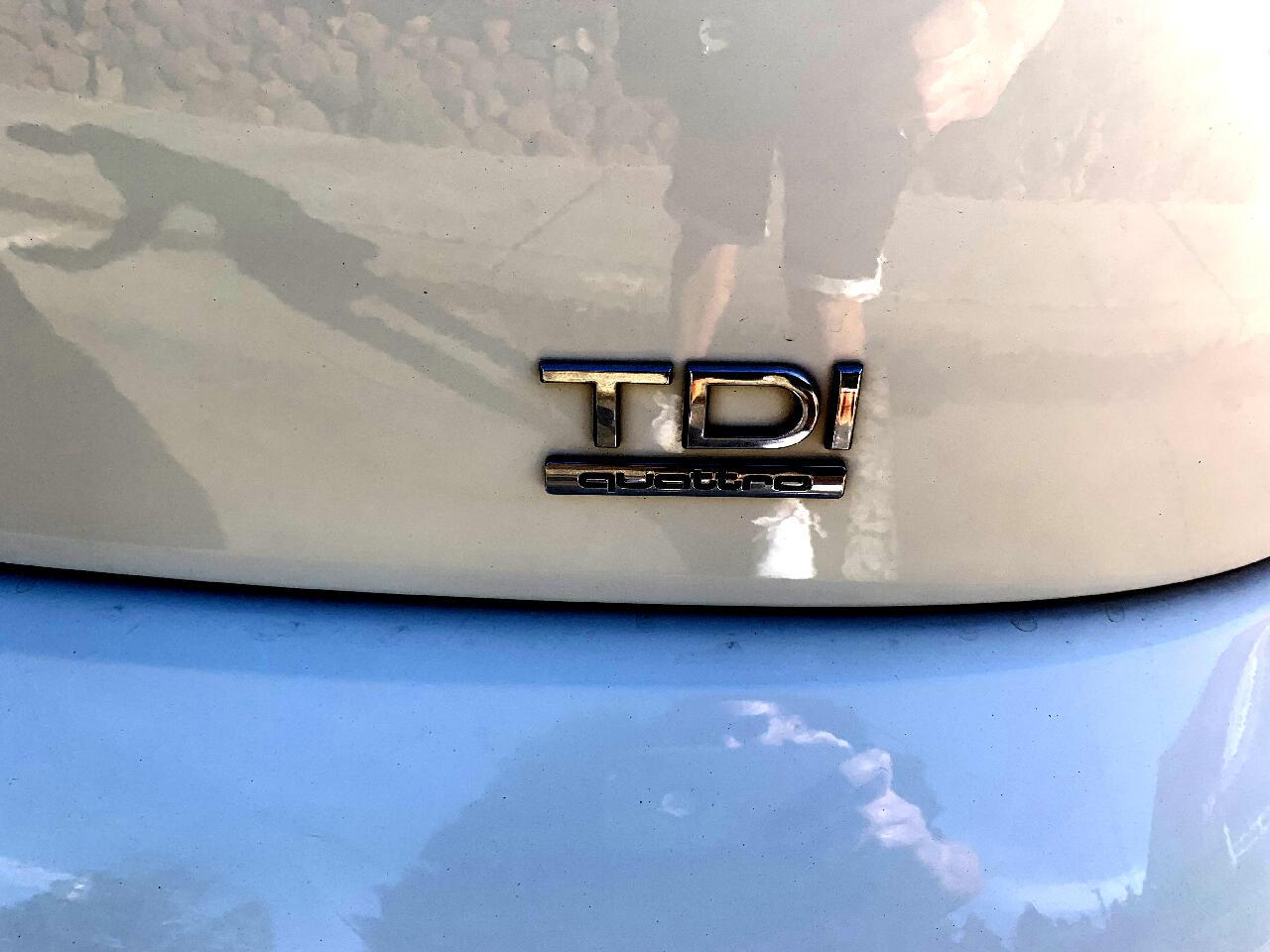 2009 Audi Q7 TDI QUATTRO PRESTIGE S LINE
