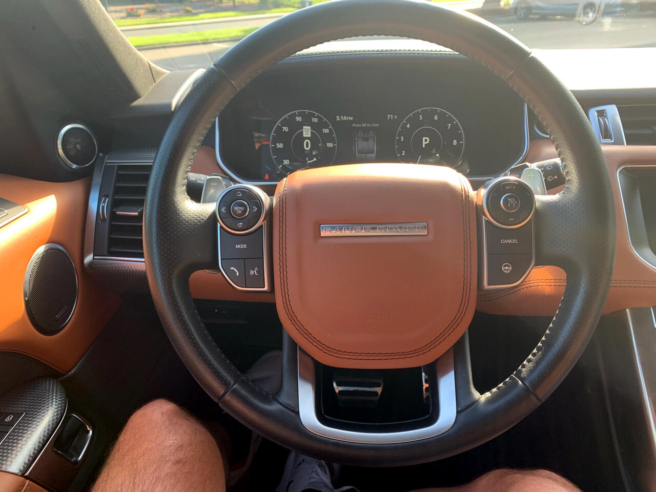 2017 Land Rover Range Rover Sport DYNAMIC SUPERCHARGED