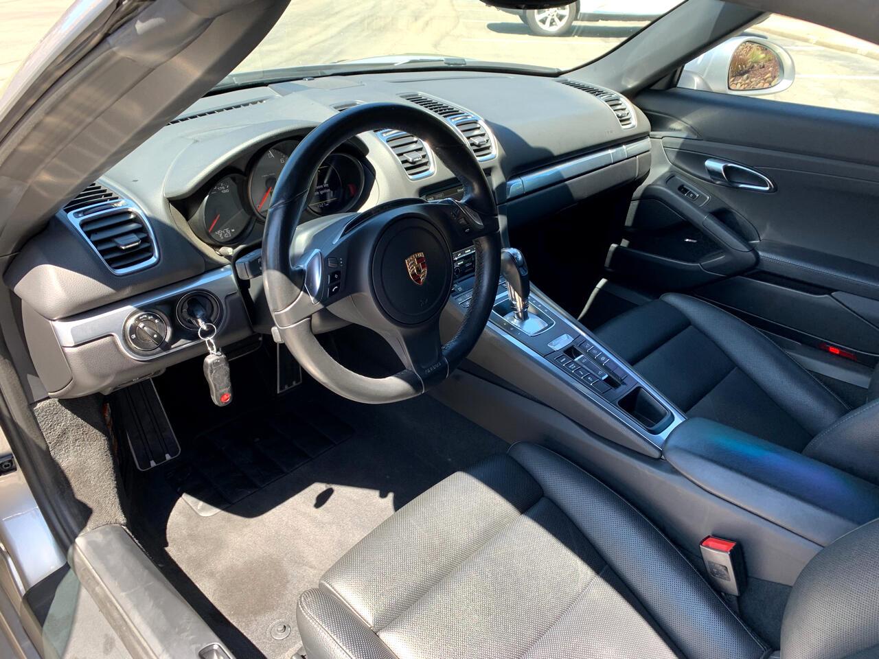 2013 Porsche Boxster S ROADSTER PDK TRANSMISSION 83K NEW