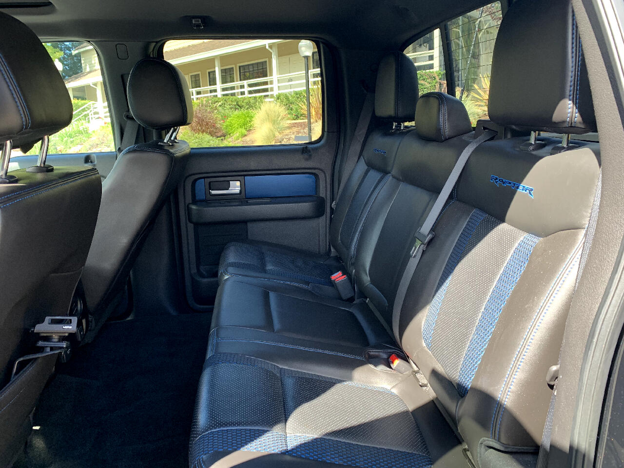 2013 Ford F-150 SVT Raptor SuperCrew 5.5-ft. Bed 4WD