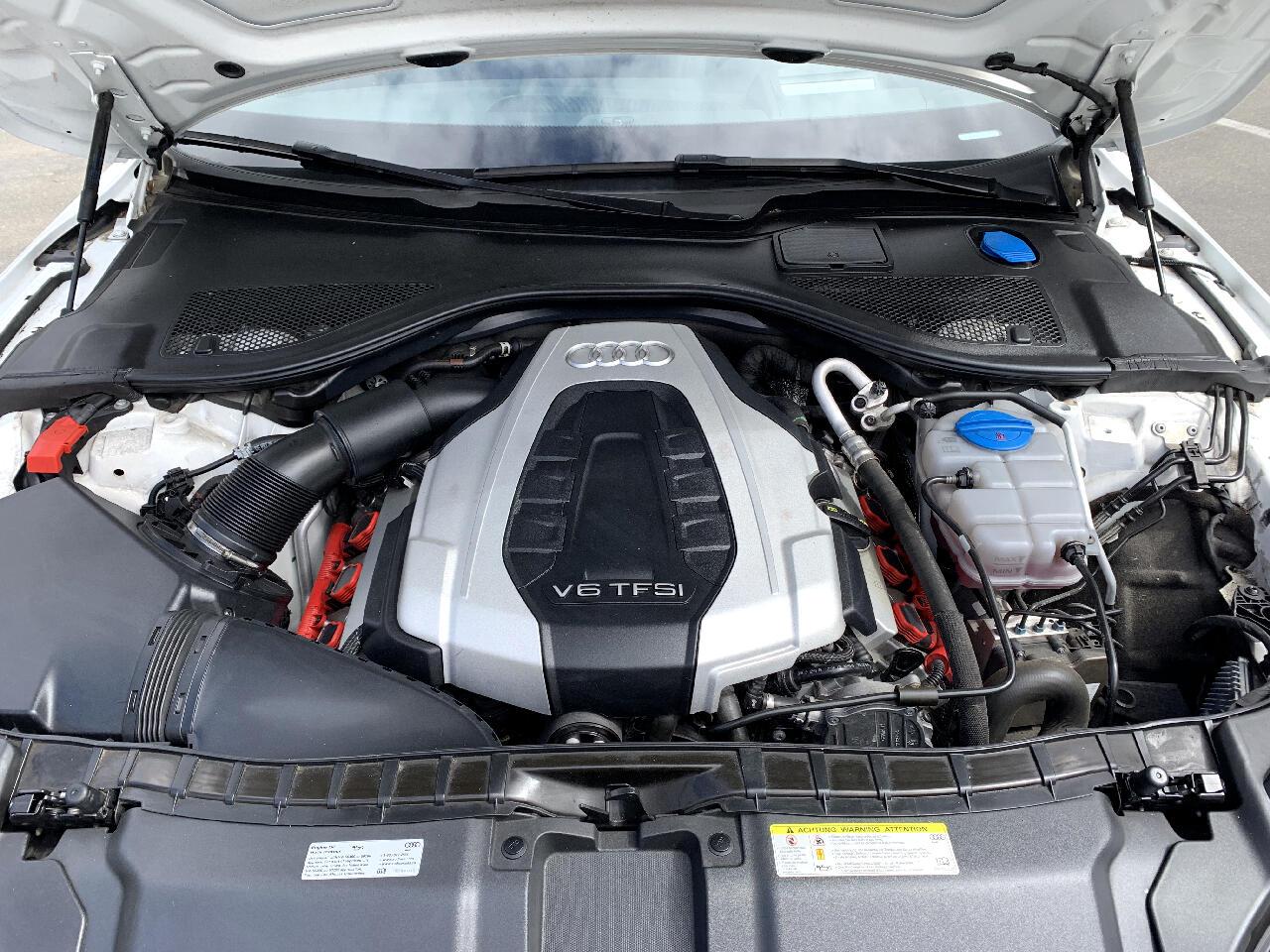 2016 Audi A7 3.0T Prestige Sedan Quattro