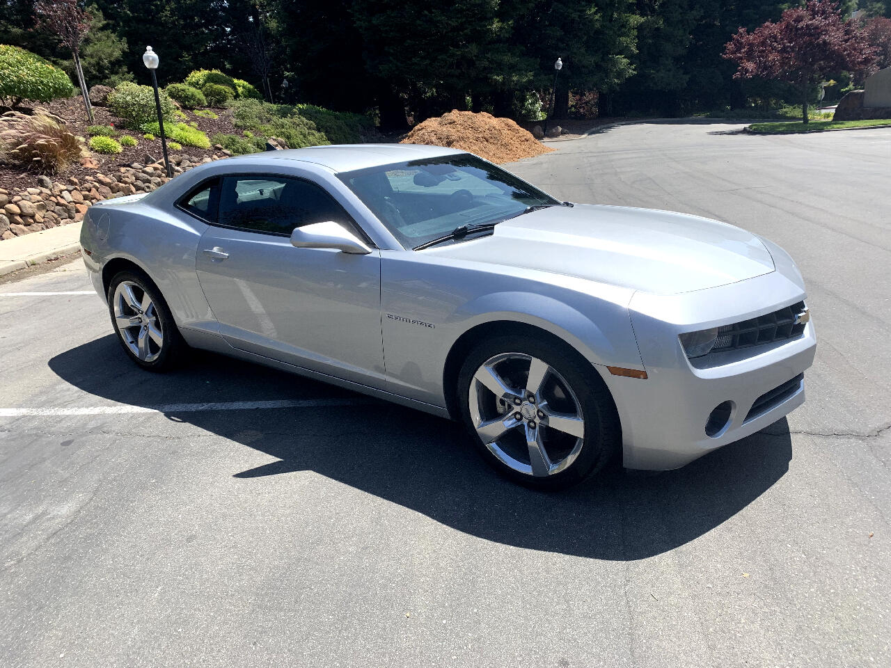 2010 Chevrolet Camaro LT COUPE RS PACKAGE