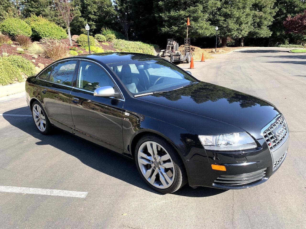 2008 Audi S6 S6 V10 QUATTRO AWD ONLY 73K MILES