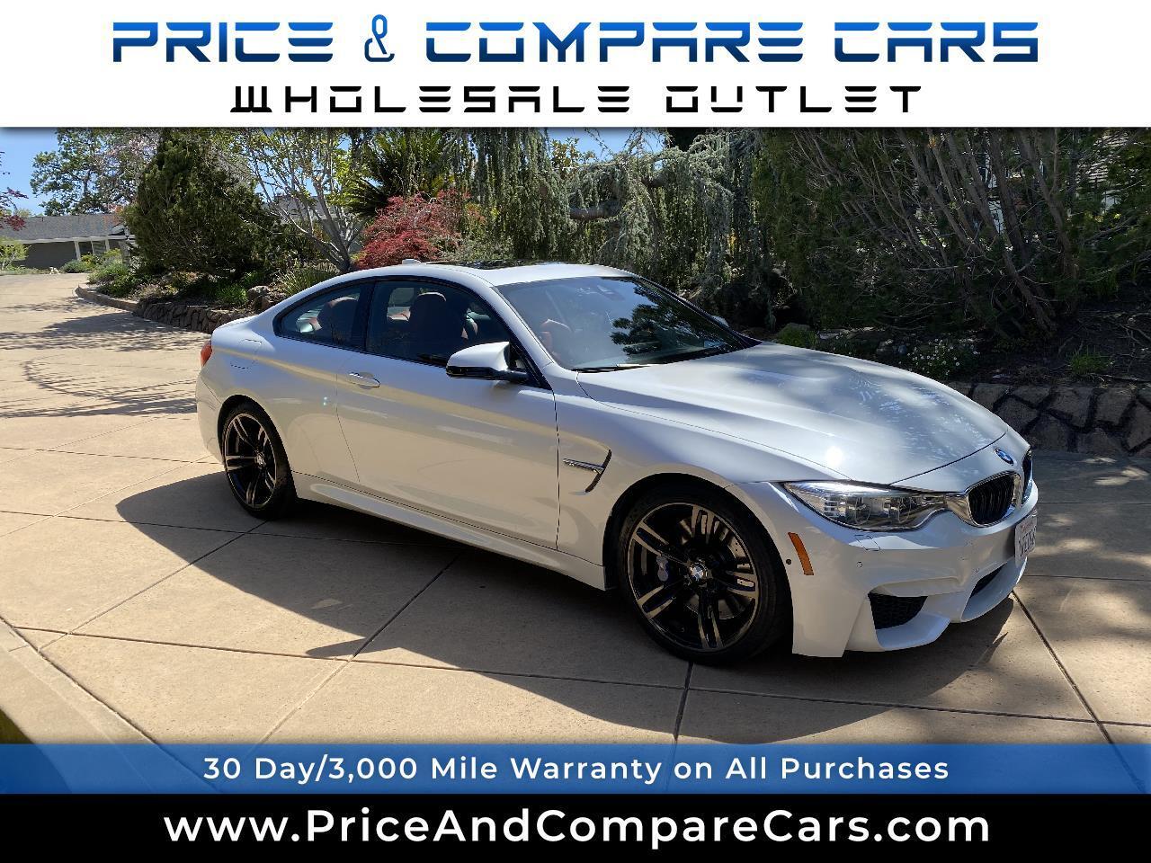 BMW M4 2dr Cpe 2015