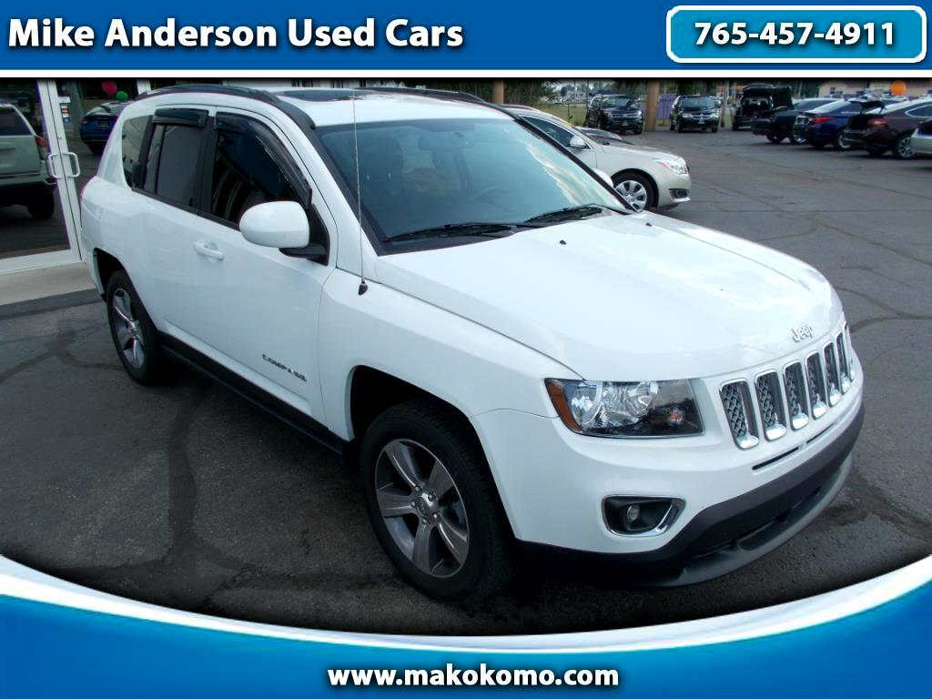 2016 Jeep Compass FWD 4dr High Altitude Edition
