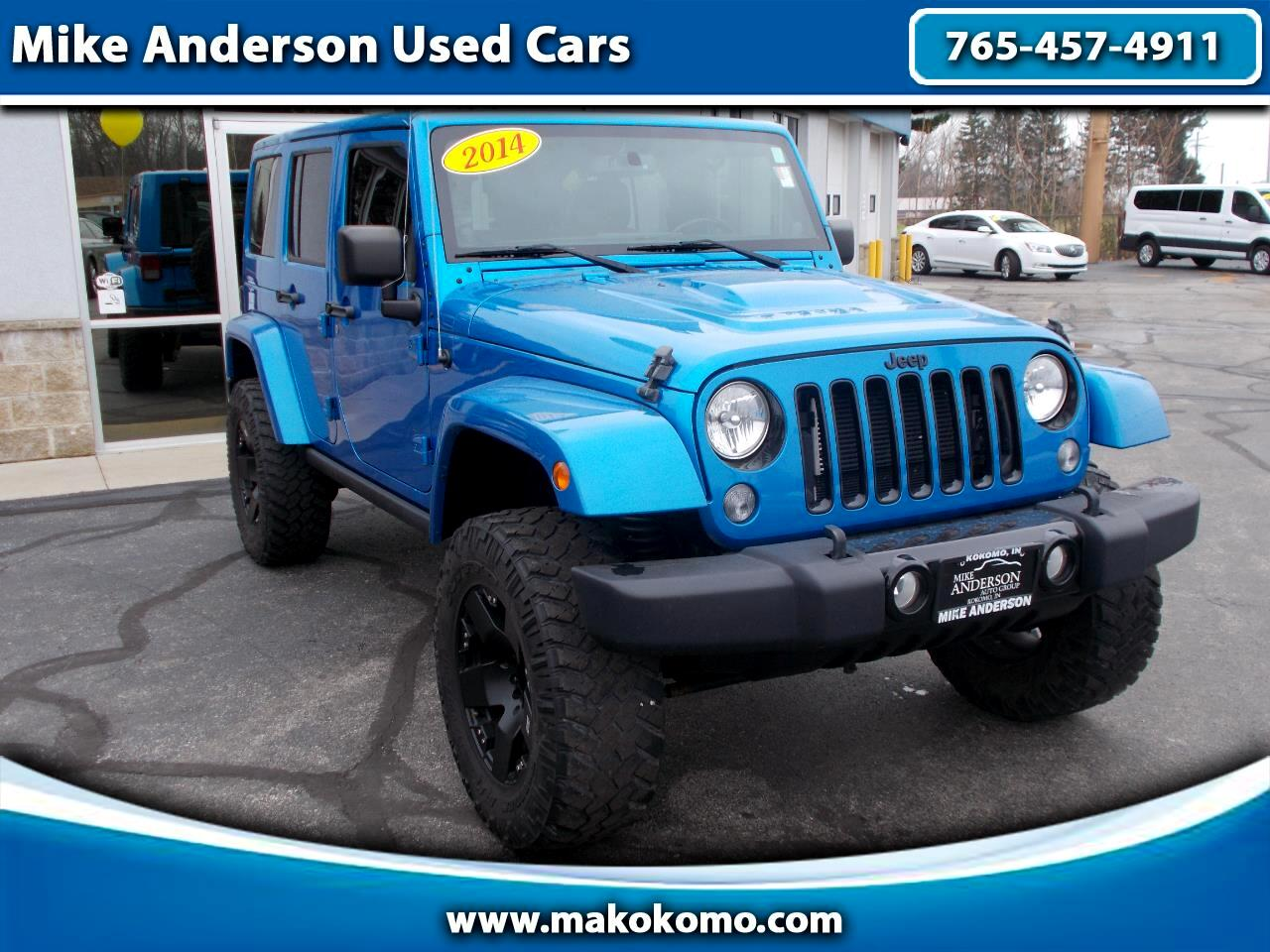 2014 Jeep Wrangler Unlimited 4WD 4dr Polar Edition *Ltd Avail*
