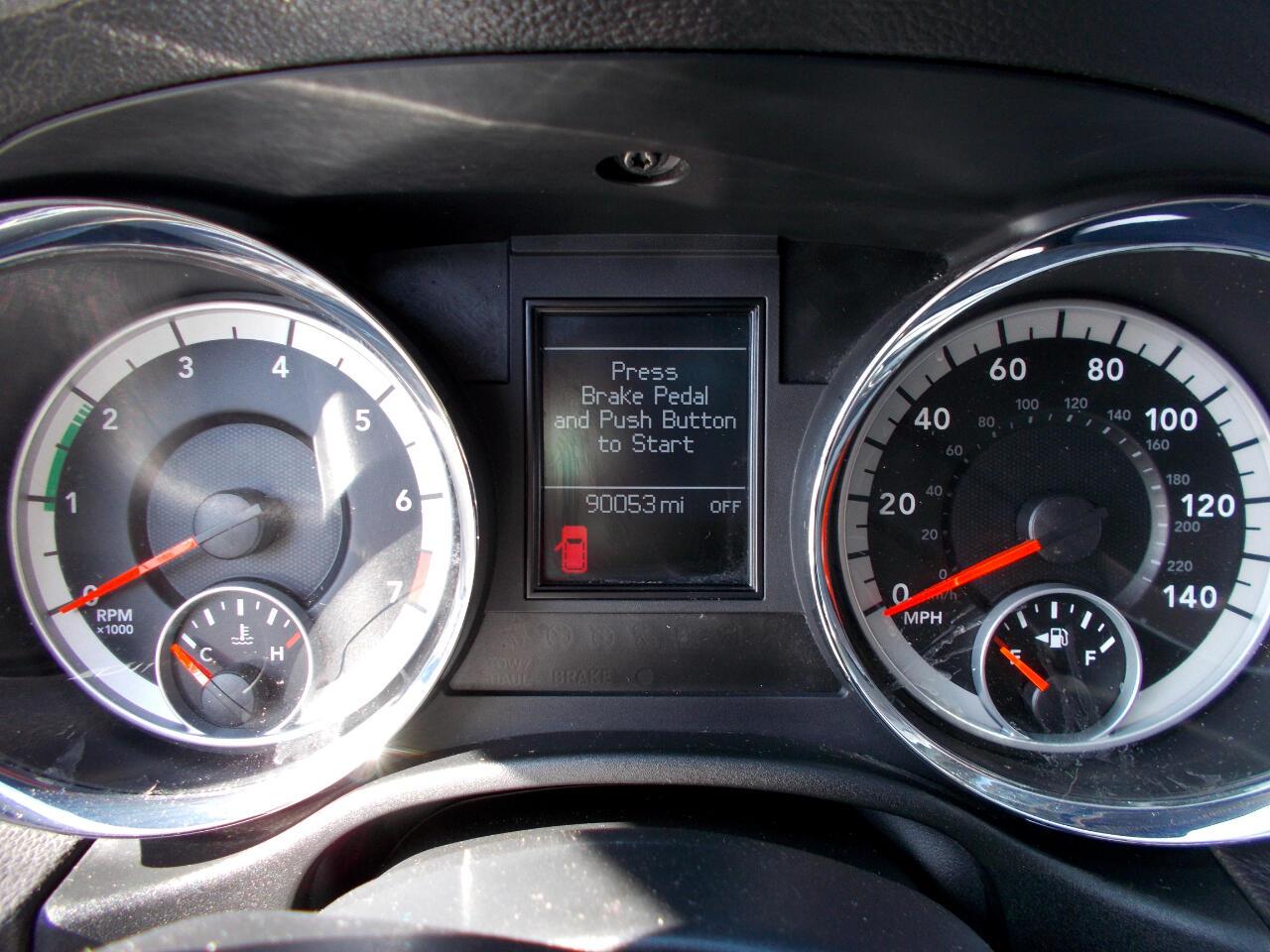 2011 Dodge Durango AWD 4dr Crew