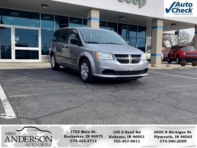 Dodge Grand Caravan 4dr Wgn American Value Pkg 2016