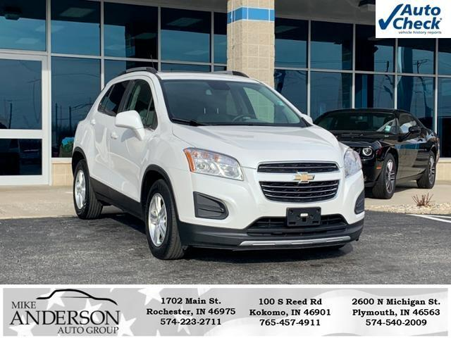Chevrolet Trax FWD 4dr LT 2016