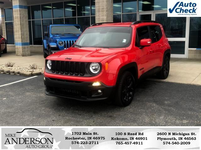 Jeep Renegade Altitude FWD 2018