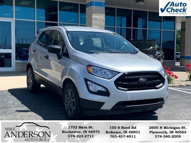 Ford EcoSport S FWD 2019