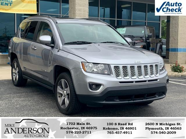 Jeep Compass High Altitude FWD *Ltd Avail* 2017