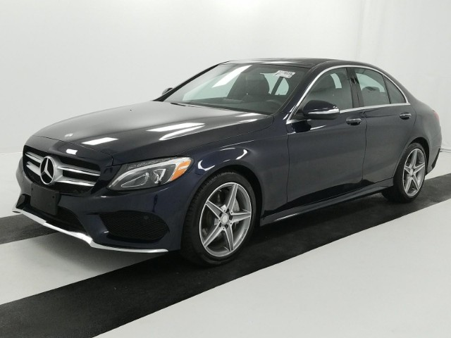 2015 Mercedes-Benz C-Class C300 Sedan