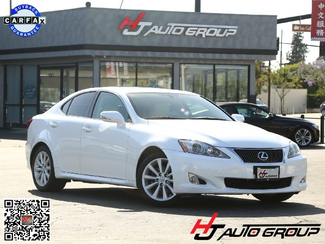 2009 Lexus IS IS 250