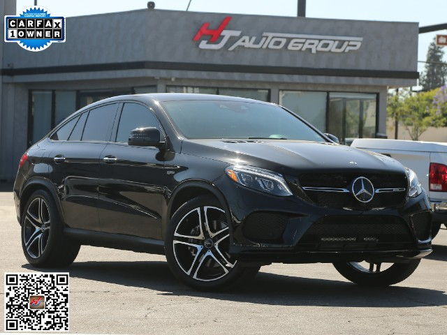 2018 Mercedes-Benz GLE Class GLE 43 4MATIC AMG