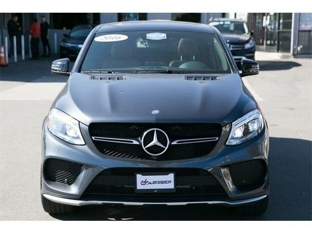 2016 Mercedes-Benz GLE 4MATIC 4dr GLE 450 AMG Cpe