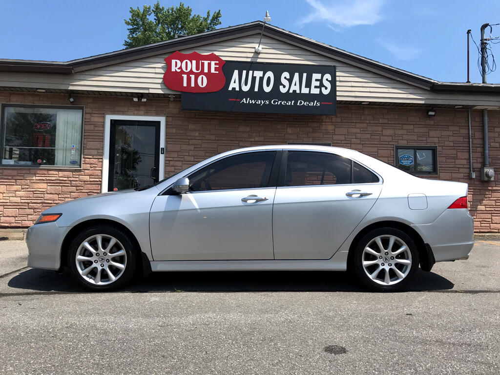 2008 Acura TSX 4dr Sdn AT Navi