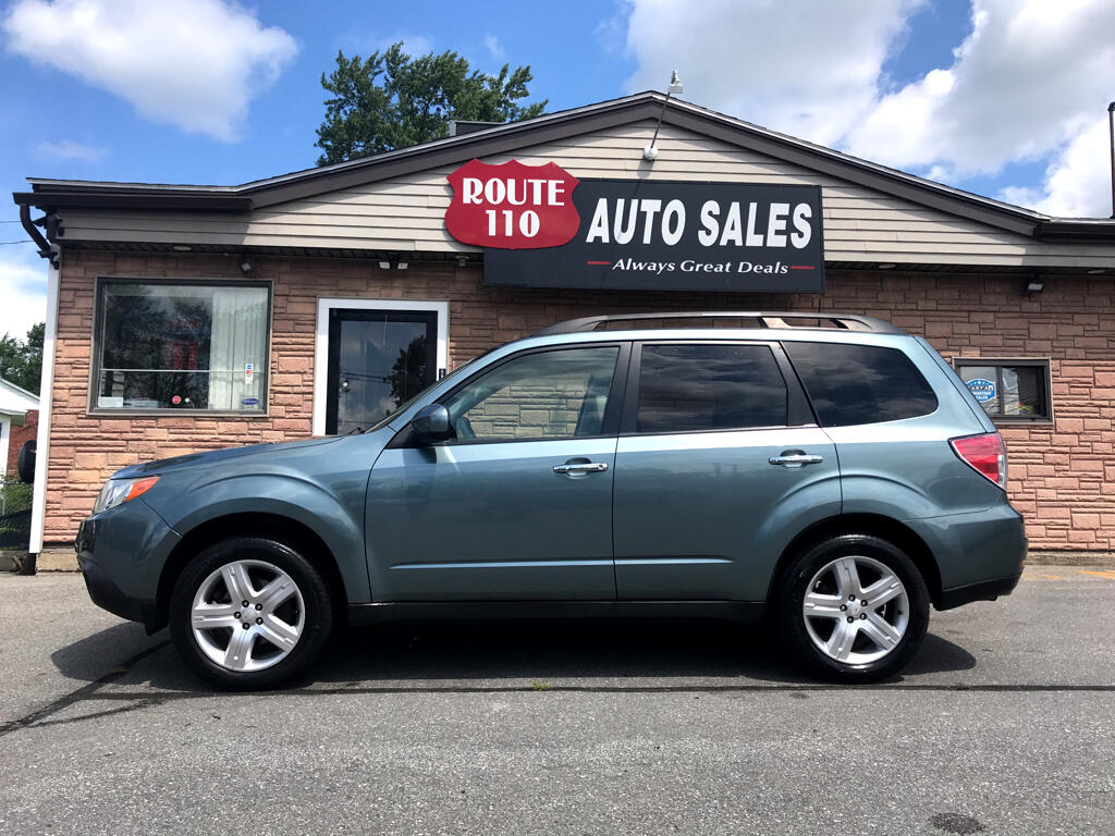 2009 Subaru Forester 2.5 X L.L.Bean Edition