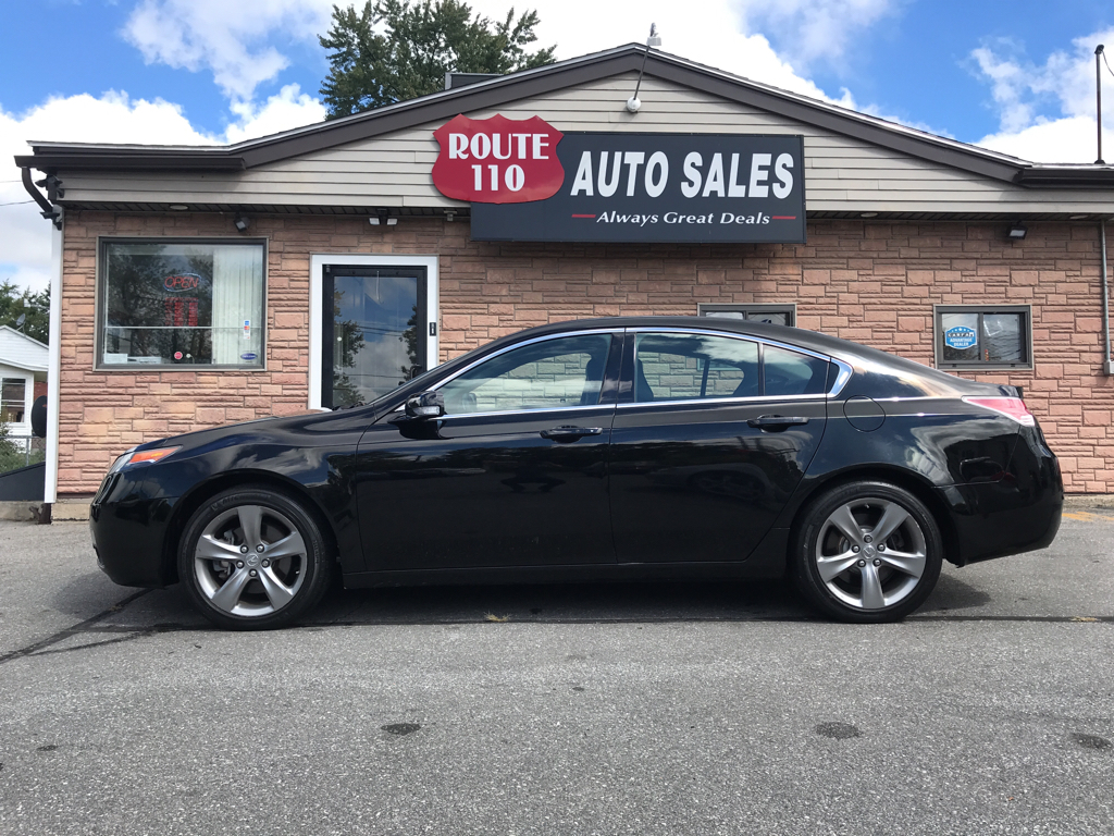 2014 Acura TL 6-Speed AT SH-AWD with Tech Package and HPT