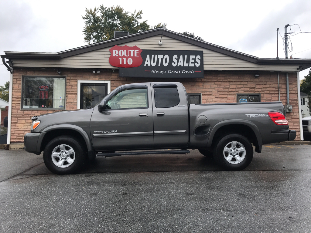 2005 Toyota Tundra Limited Stepside Access Cab 4WD