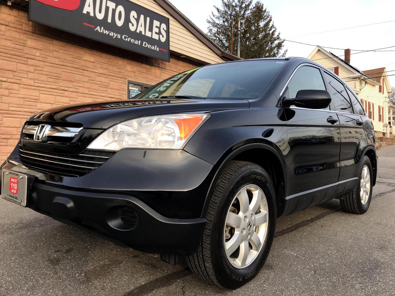 2008 Honda CR-V AWD 5dr EX-L