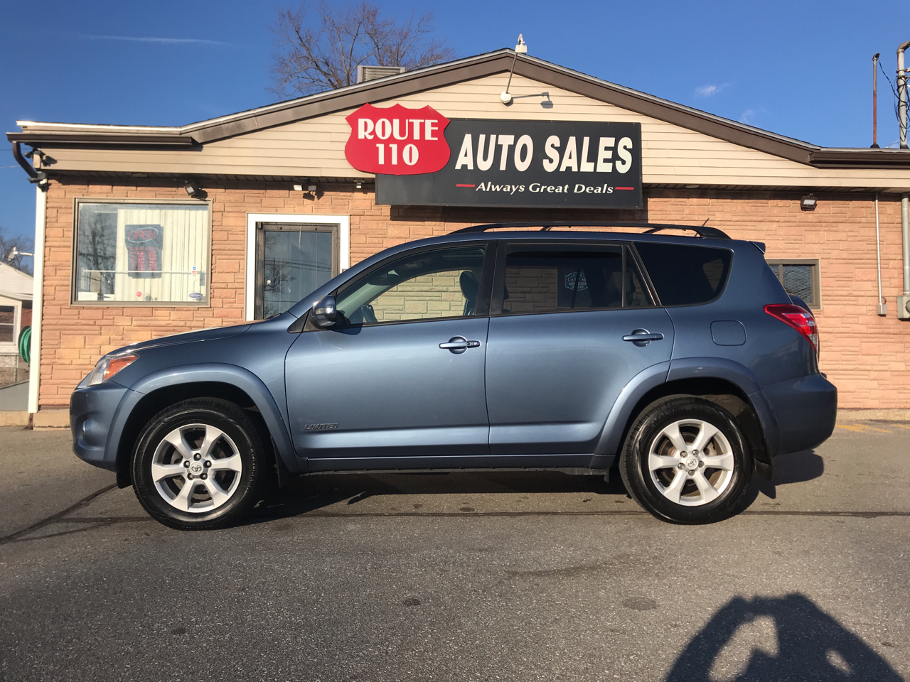 2011 Toyota RAV4 4dr Limited 4-cyl 4WD (Natl)