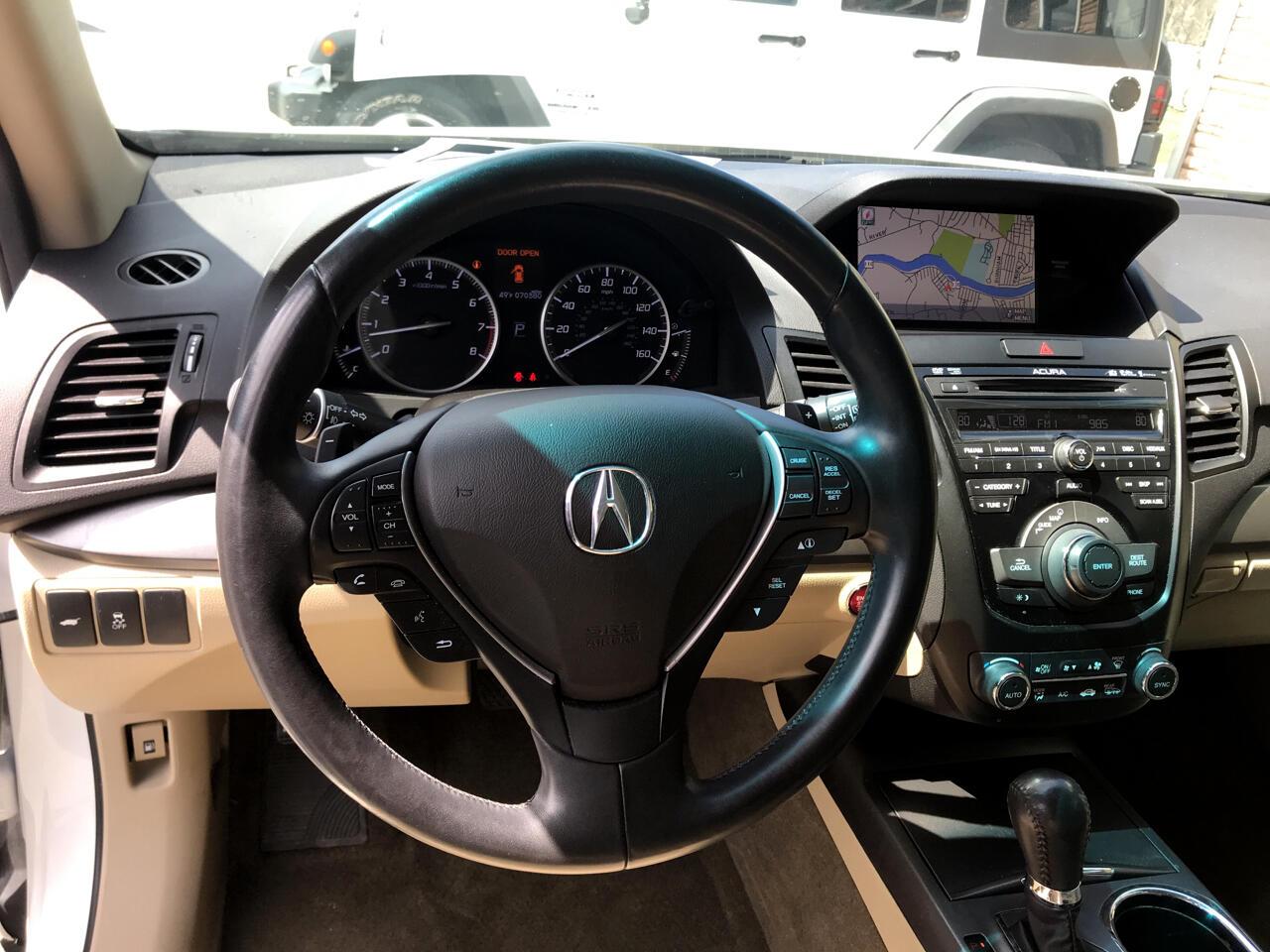 2013 Acura RDX TECHNOLOGY