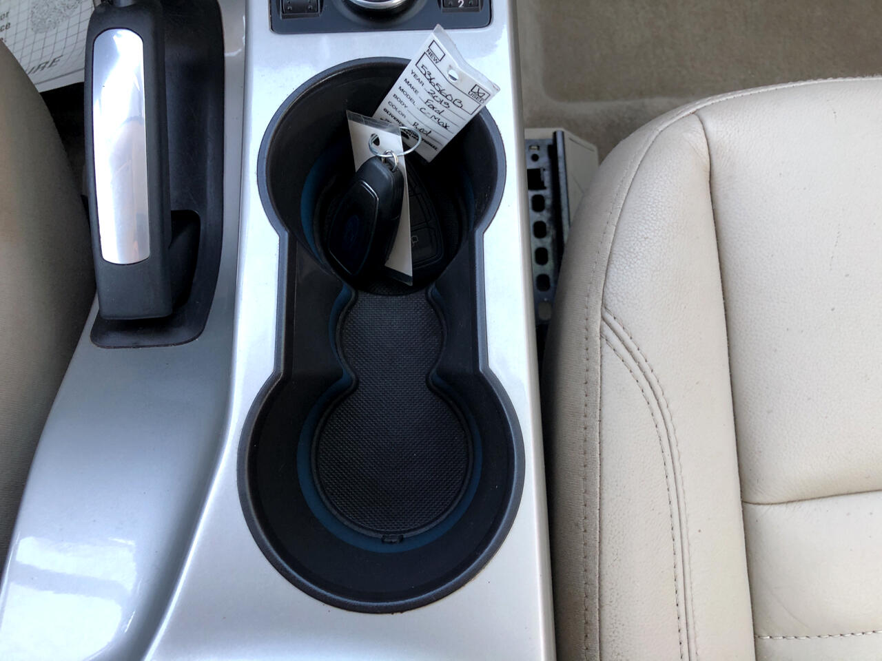Ford C-Max Hybrid  2013