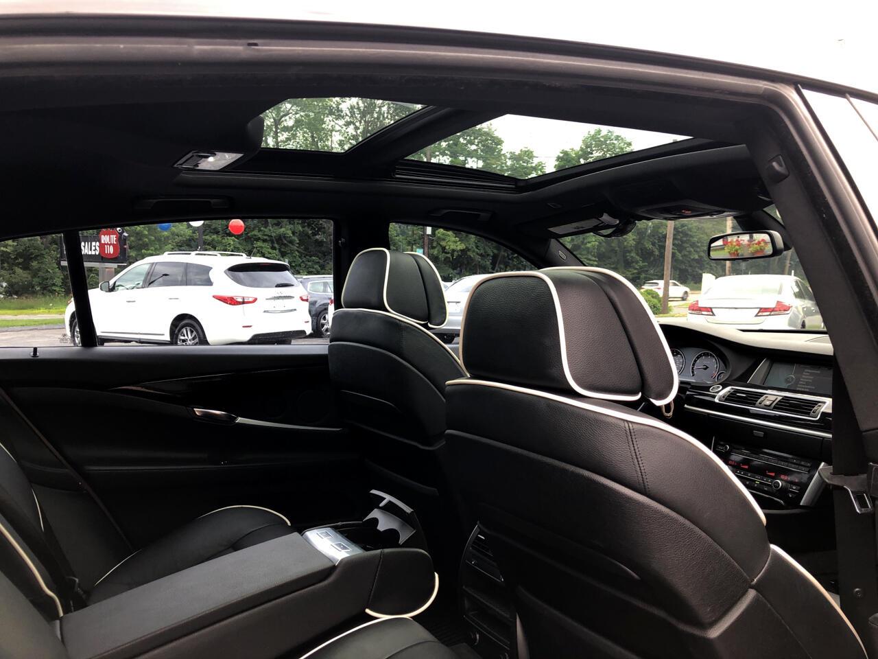 BMW 5-Series Gran Turismo  2012