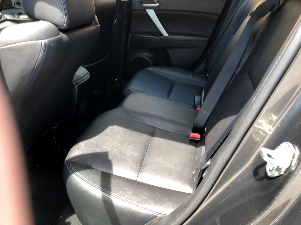 Mazda MAZDA3 4dr Sdn Auto i Grand Touring 2013