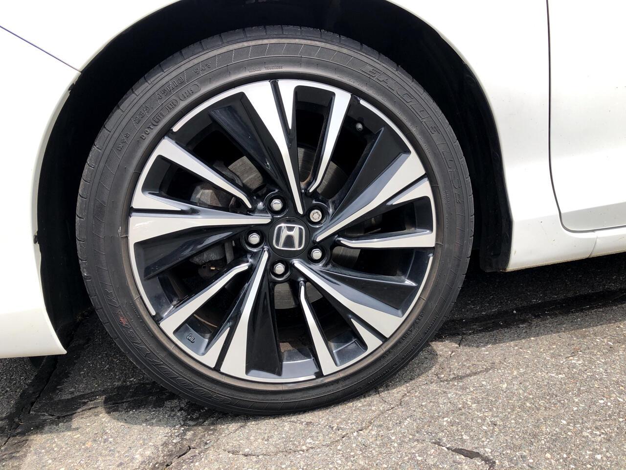 Honda Accord EX-L Coupe CVT 2016